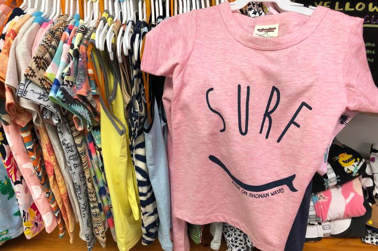 日本の子供服ブランド商品がハワイのショップに登場