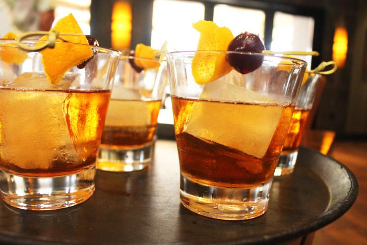 ブレットバーボン&キコリ(バーボン、ジャパニーズウイスキー)