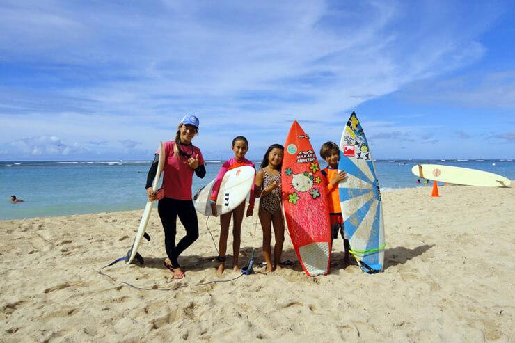 ハワイで体験!2019年夏休みのキッズキャンプ特集