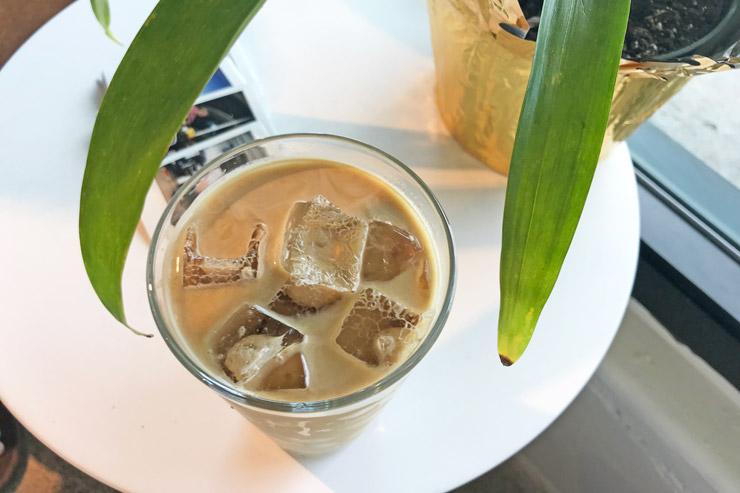 ザ・カーブのコーヒー