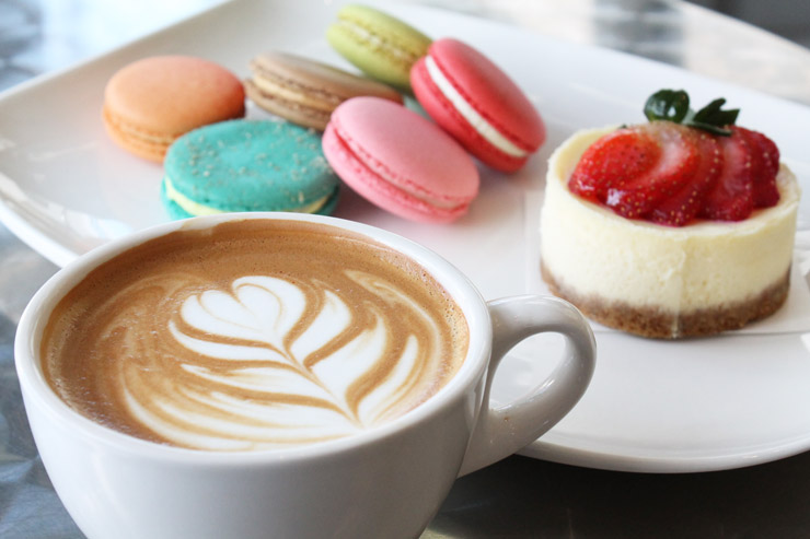 ゴリラ・イン・ザ・カフェのコーヒー