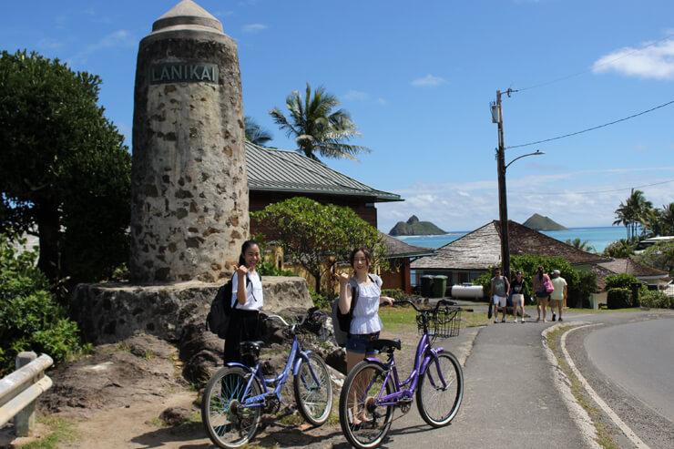 ハワイの自転車ルール