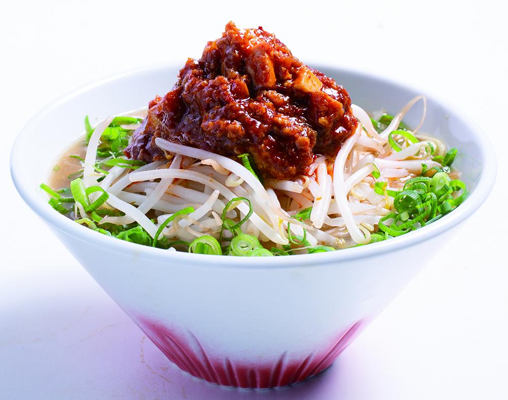 鶏白湯ラーメン専門店「火山ラーメンエクスプレス」がオープン!