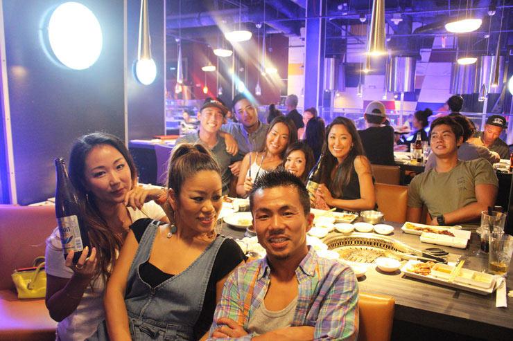 日本未上陸!グループで楽しむ韓国式焼肉食べ放題