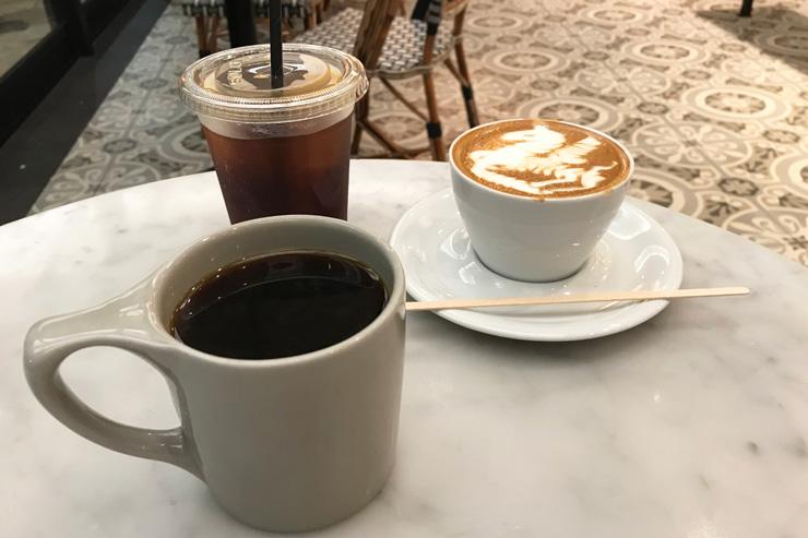 コナコーヒー・パーベイヤーズのコーヒー
