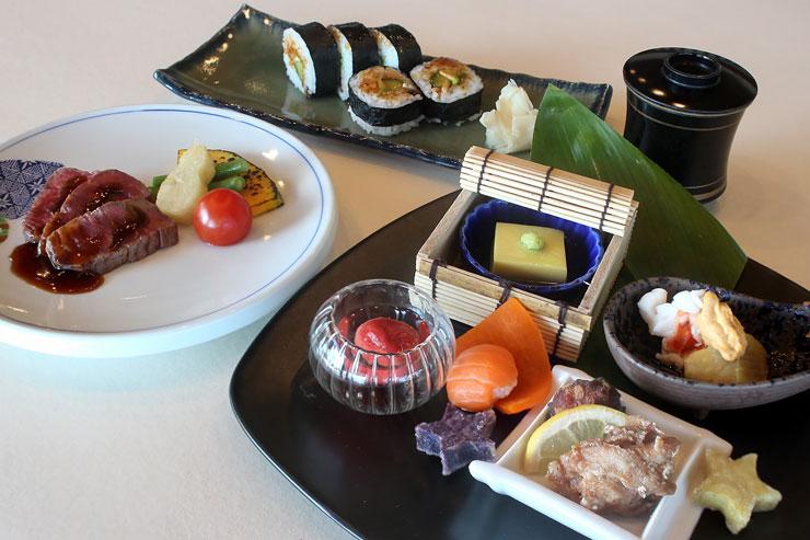 本格日本料理店の料理長考案!7月の限定会席コース