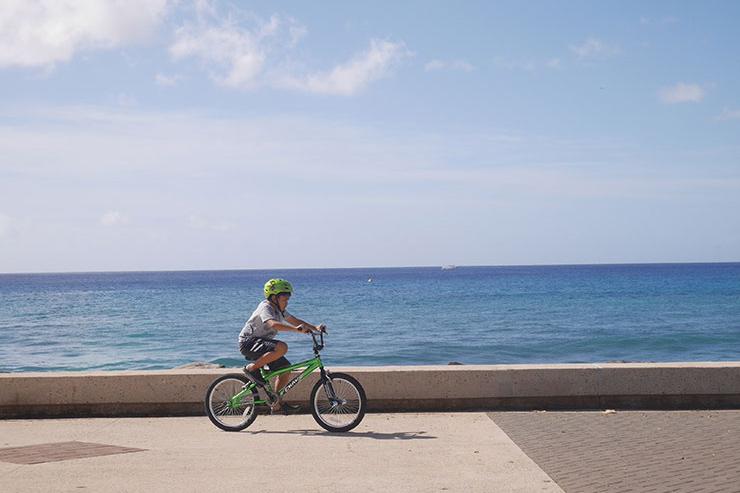 ハワイの交通ルール<自転車編>