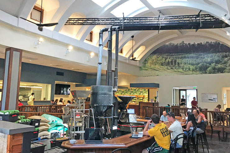 ホノルル・コーヒー・エクスペリエンス・センター