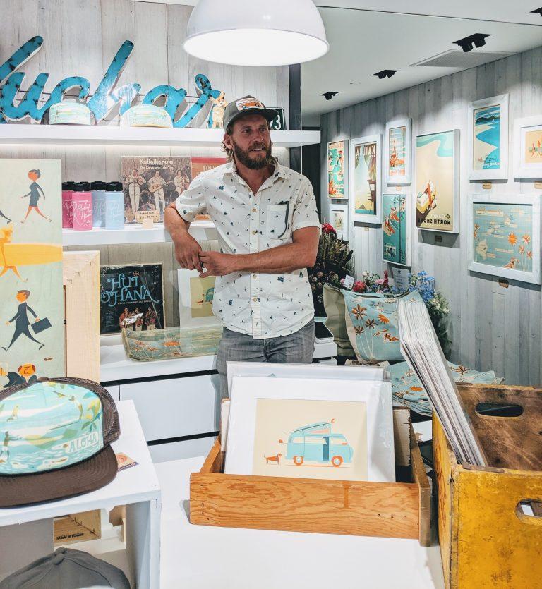 ハワイ在住アーティスト ニックカッチャーってこんなすごい人