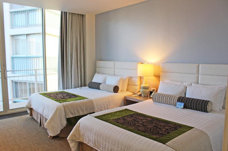 リニューアルしたニューオータニホテルを大公開