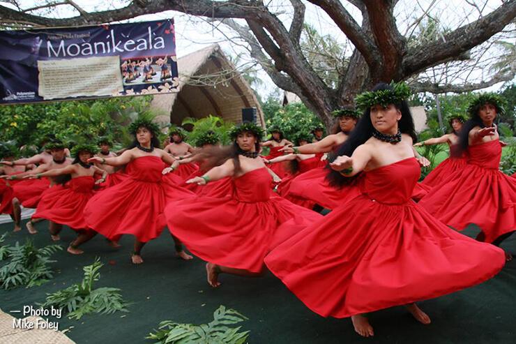 ポリネシア村で楽しむ期間限定ハワイアンフェア