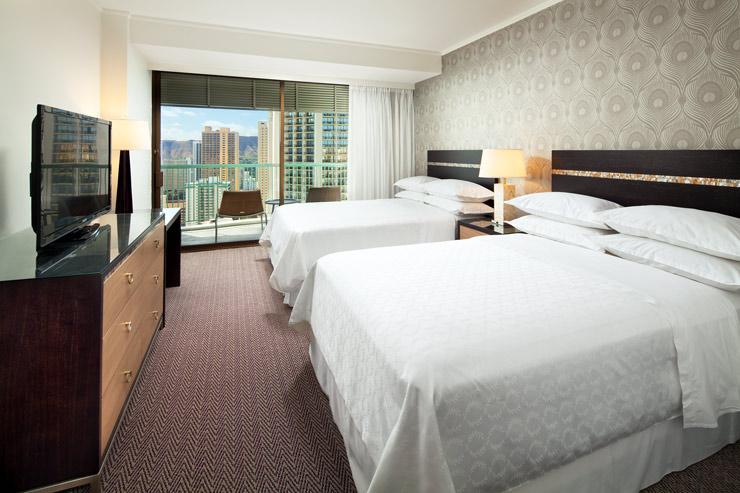 2016年に、アイナハウ・タワー20〜29階の客室が「タワー・プレミア・オーシャンビュー」としてリニューアル
