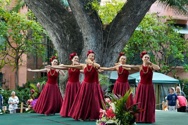 日本とハワイを繋ぐフラの祭典でハワイの魅力を体感