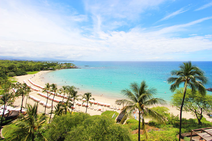 知ってた?ハワイ島の美し過ぎるビーチリゾートその2