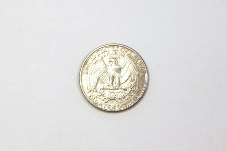 25¢(クォーター)