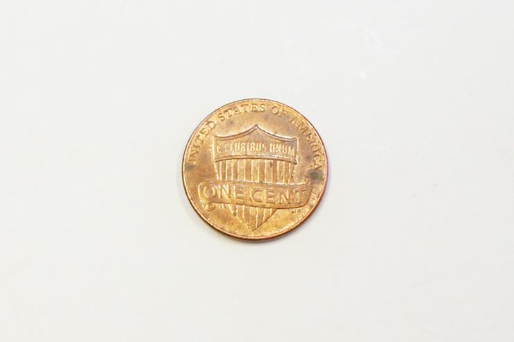 1¢(ペニー)