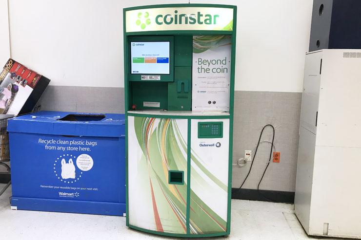coinstar(コインスター)