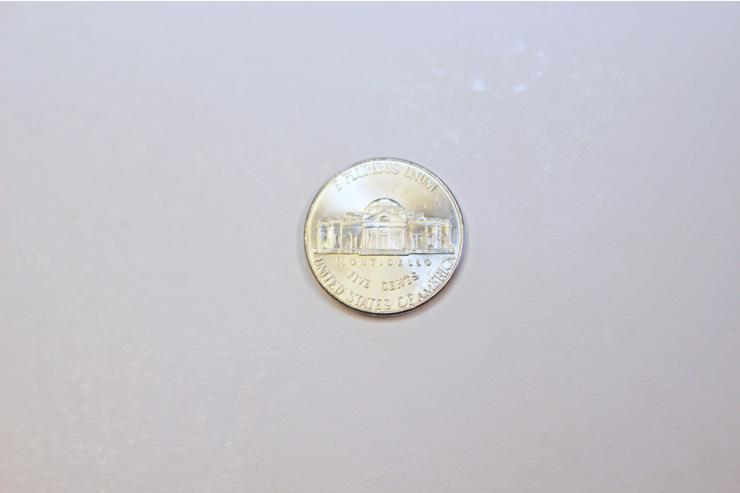 5¢(ニッケル)