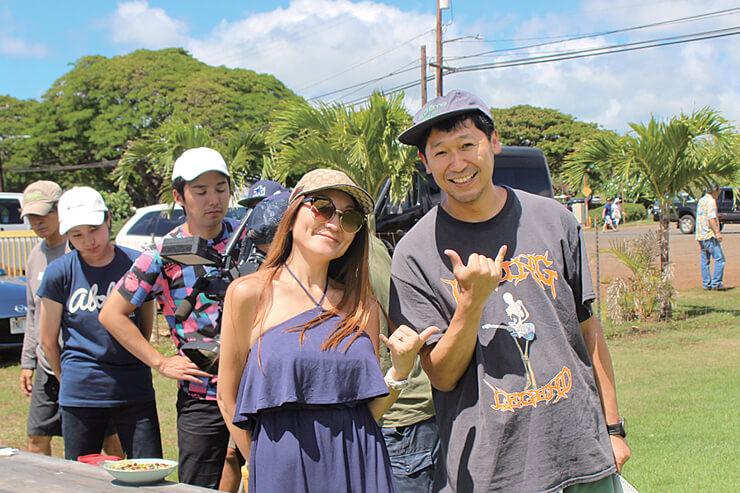モヤさまハワイとマキさん