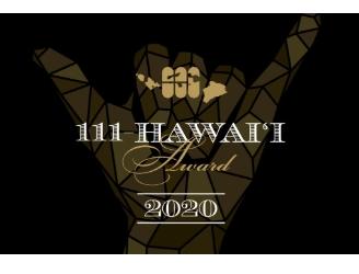 111ハワイアワード☆応援よろしくお願いします☆