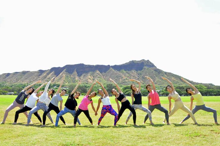 ハワイで目指す!RYT500認定ヨガ講師資格