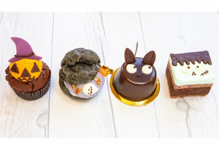 10月限定! クルクルにハロウィンケーキが登場