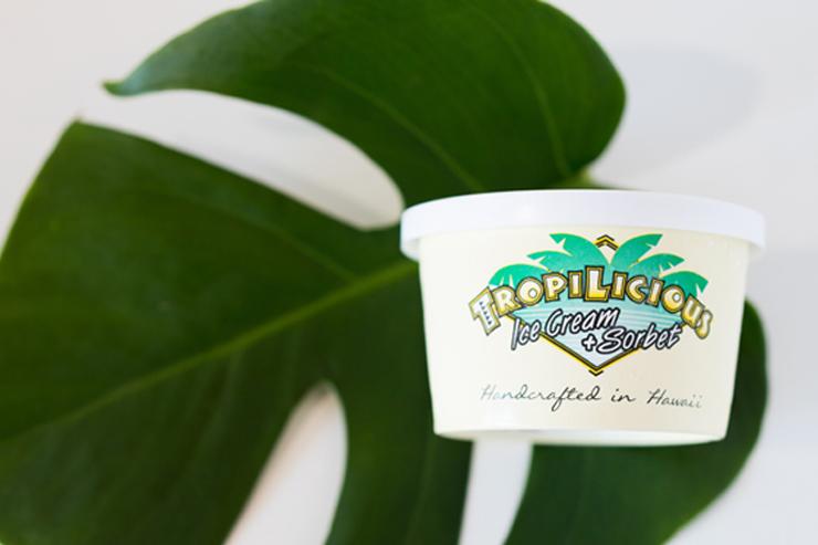 トロピリシャスアイスクリーム