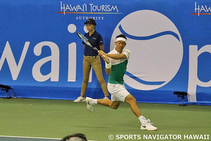 錦織&シャラポワ選手も参戦!ハワイオープン2019