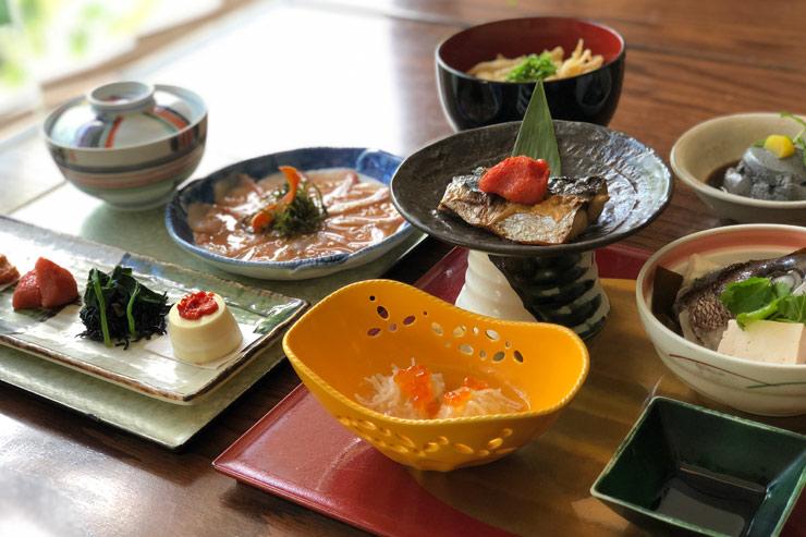 秋の味覚を満喫! 人気和食店の10月限定ランチ