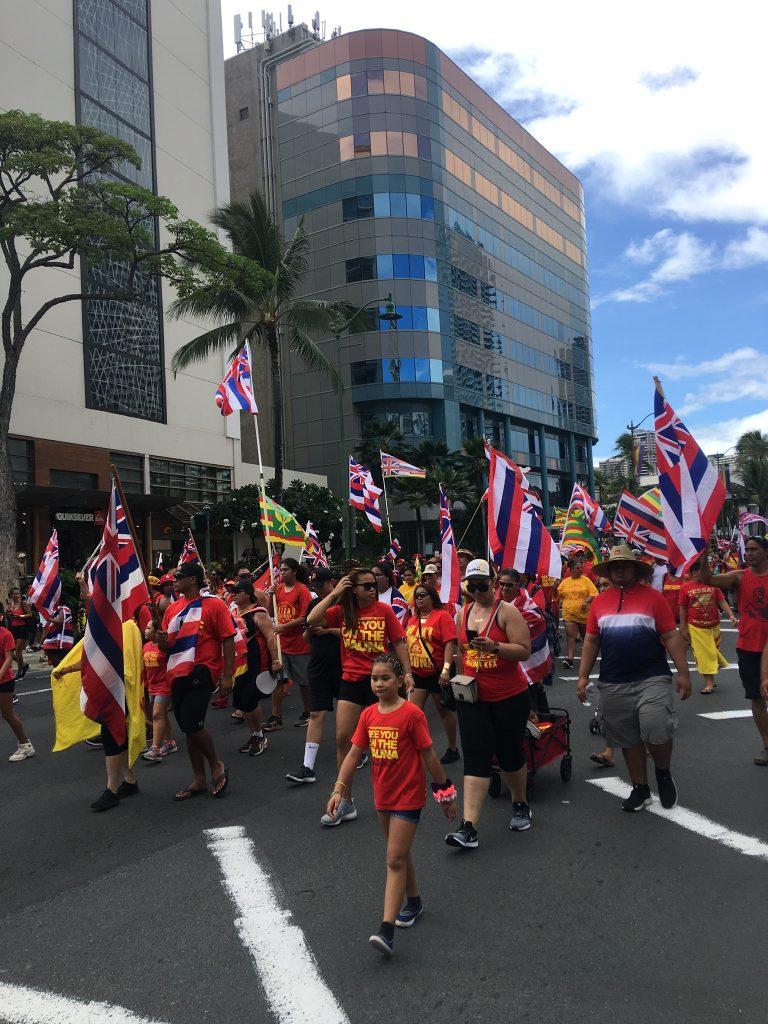 ハワイアンパレード