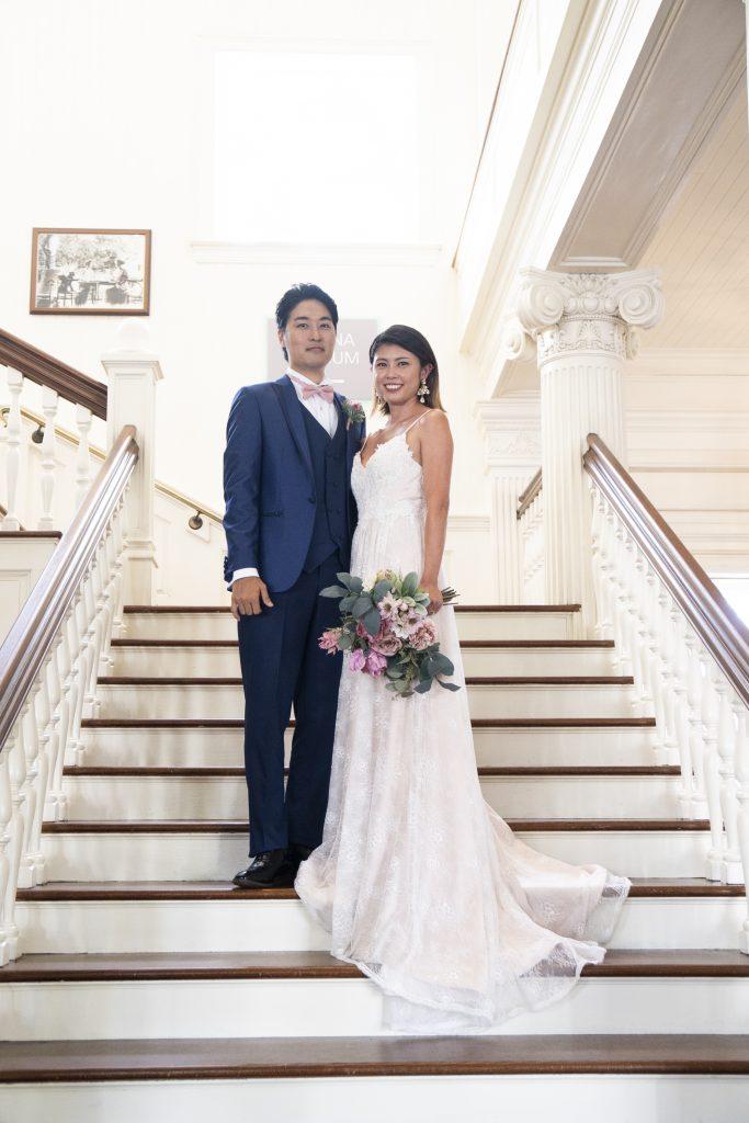 Happy Moana Wedding♡