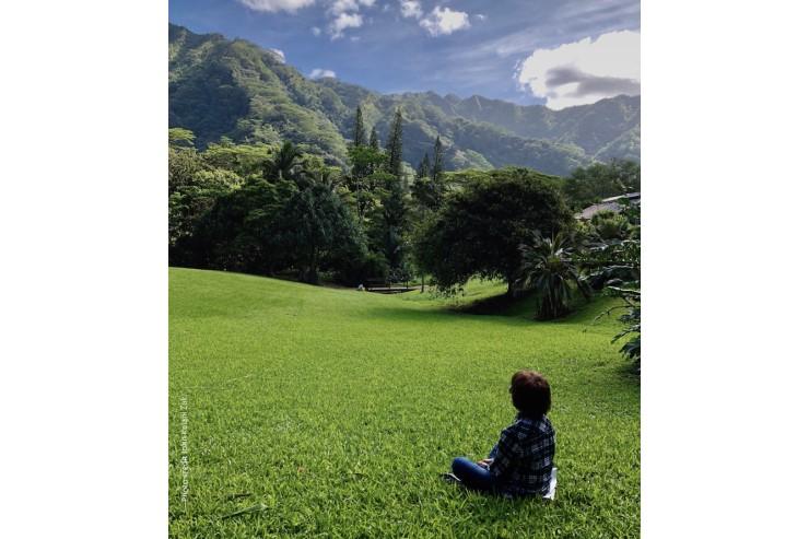 ハワイの森林浴で、心安らぐ時間とマインドを体感