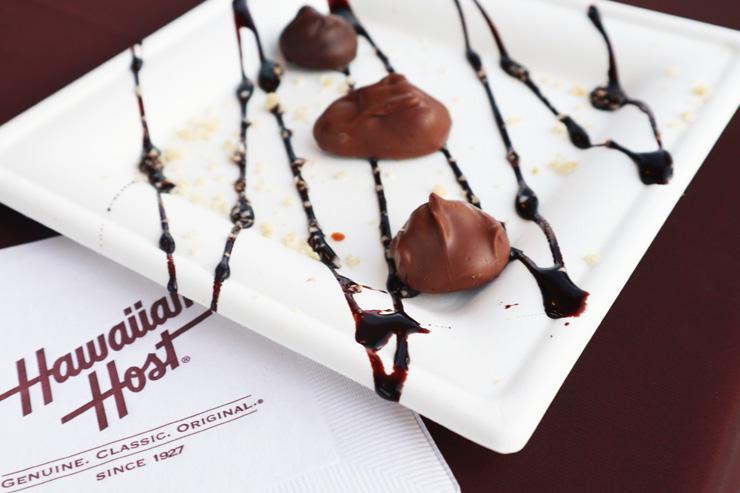 マカダミアナッツチョコレート/ハワイアンホースト