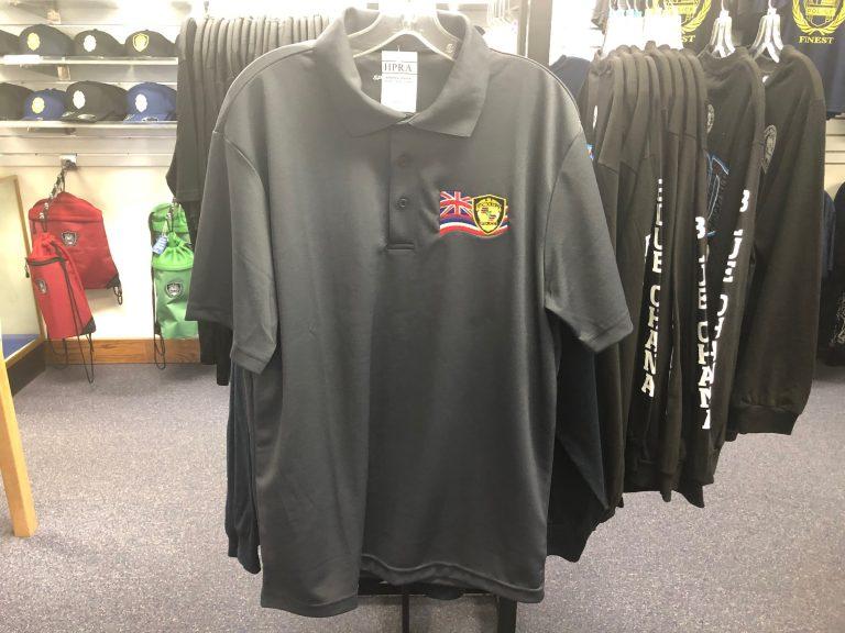ホノルル・ポリスの新作ポロシャツ!