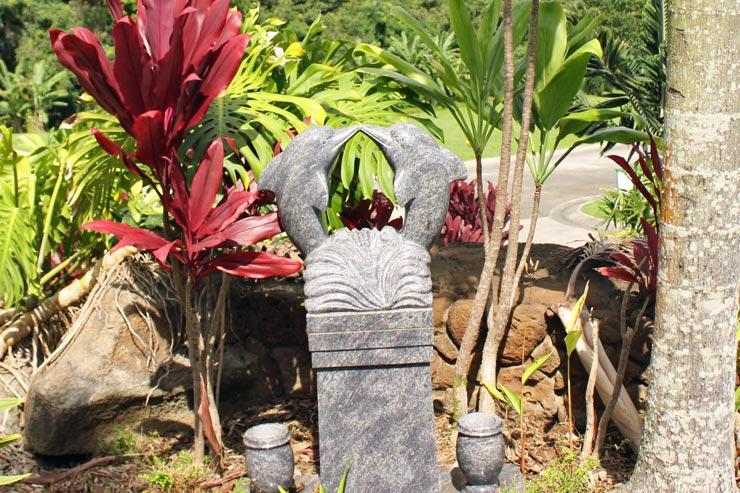 ハワイのお墓