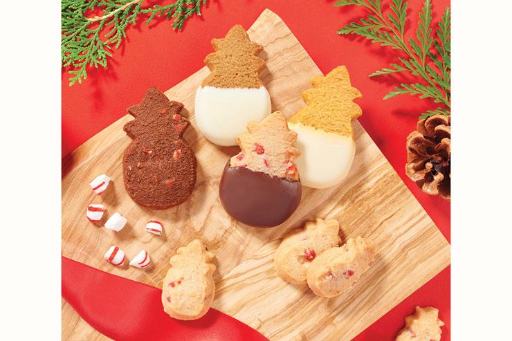 ホノルル・クッキー・カンパニーのホリデーコレクション