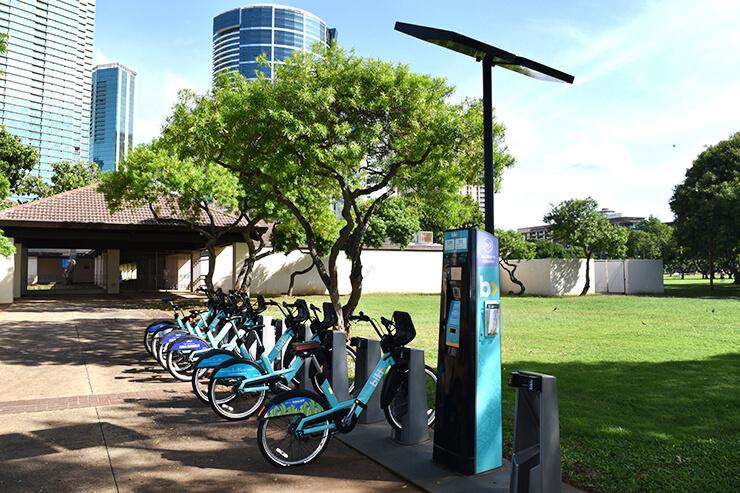 レンタル自転車bikiの  使い方&豆知識