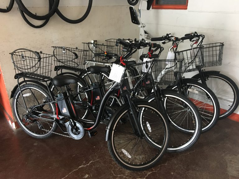 電動自転車(カイルア)