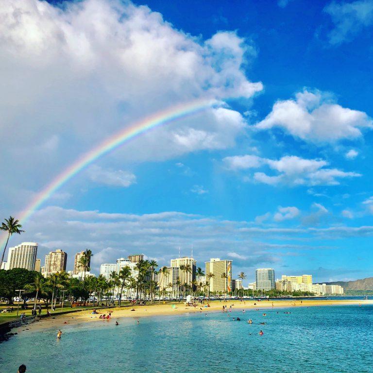 11月17日(日)放送 BS12「ハワイに恋して」 18時〜