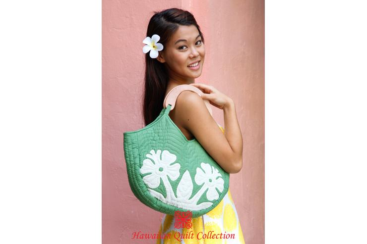 雅子さま愛用のハワイアンキルトバッグが再登場