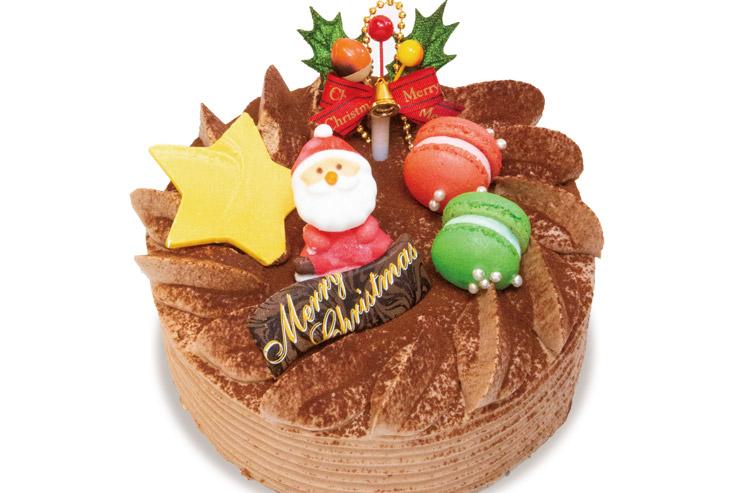 チョコレートケーキ(限定100個/$38.20~)