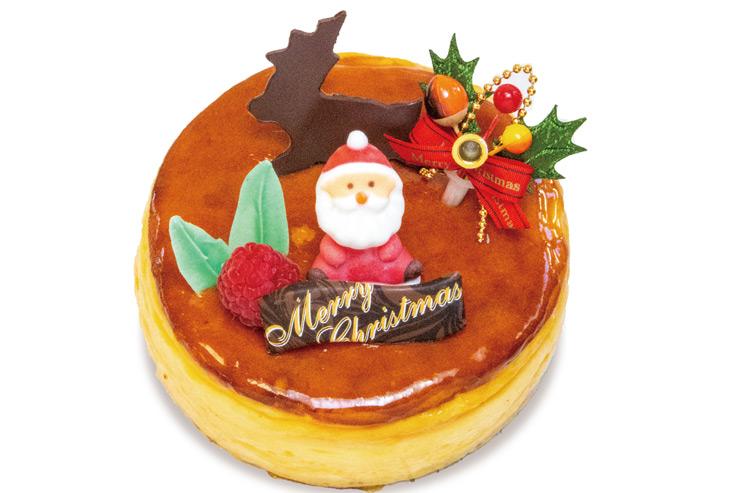 スフレチーズケーキ(限定100個/$35.20~)