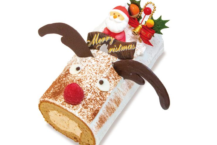 クリスマスチョコレートロール(限定50個/$37.20)