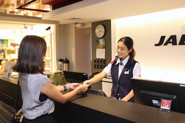 JALOALOカードのサービス