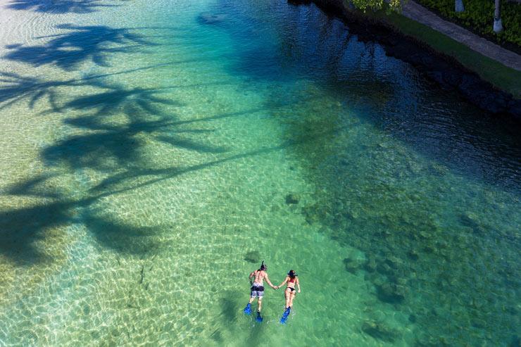 ハワイ島ヒルトン・ワイコロア・ビレッジ