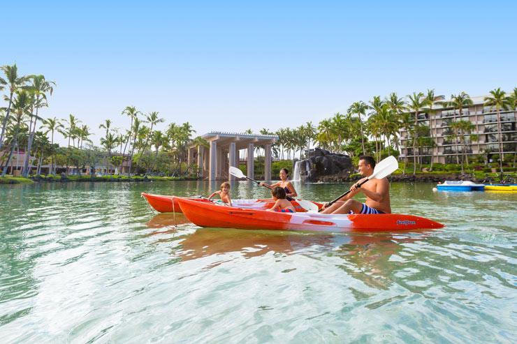 どっちに滞在?ハワイ島にある2つのヒルトンリゾート