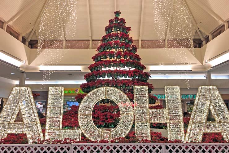2019年ハワイのクリスマスツリーまとめ