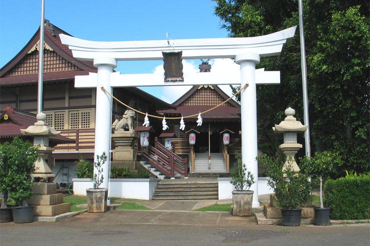 ハワイで日本式のお正月を体験!初詣イベントを開催