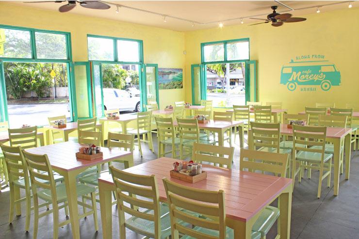 人気カフェ・レストランが装いを新たにオープン