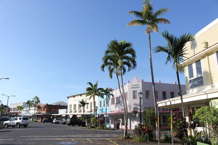エリアごとにご紹介!ハワイ島の気候と服装